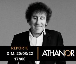 Affiche report Alain Souchon