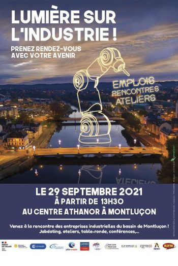 Job dating industrie athanor montluçon affiche